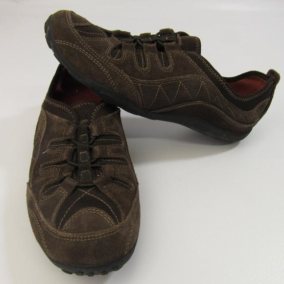475687d95ff Privo Clarks Leather Walking Shoes Women s 8.5. M 5c47f1cf34a4ef3c7a3de491